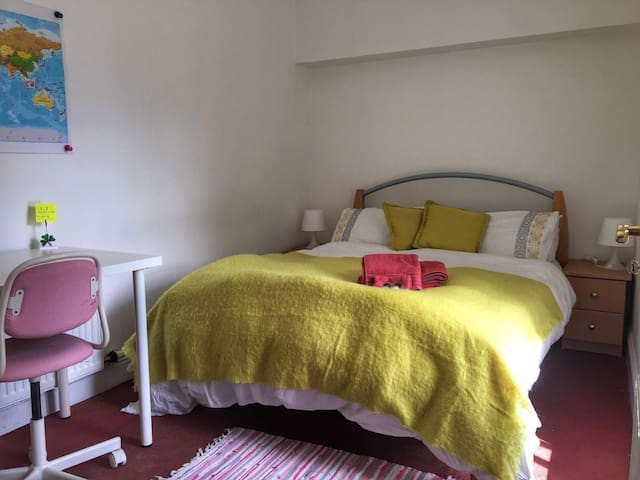 Lovely Double Room close to the city Center