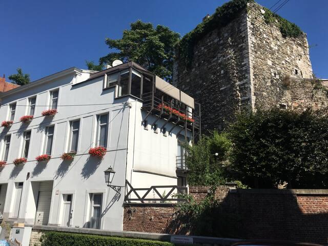 La maison de la tour 12 pers max