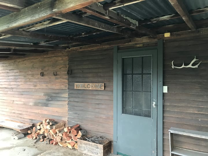 """Sonny's Hut"" country escape"