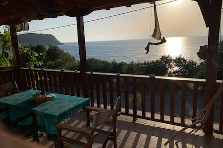 Beachfront Dreamhouse-Agios Nikitas,Lefkada,Greece