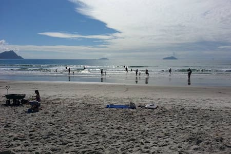 Family Friendly Ruakaka Surf Beach - Ev