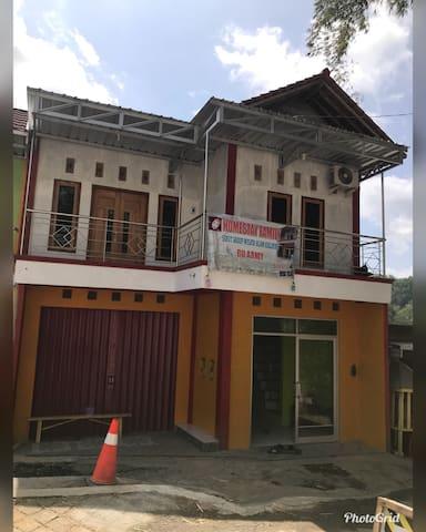 "Homestay Kalibiru Wisata Alam ""homestay family"""