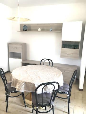 Accogliente appartamento a Marotta - Marotta - Departamento