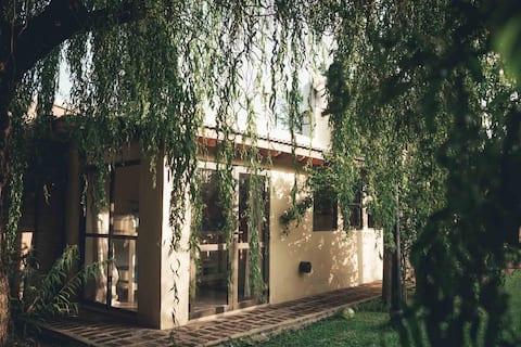 Departamento Jardín en Jacarandá