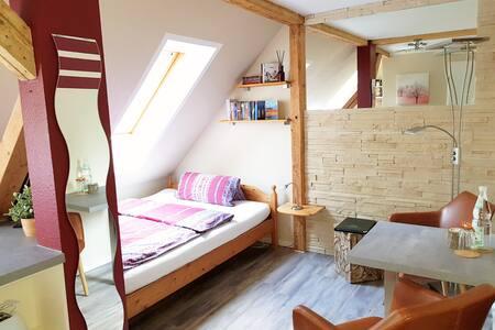 Singleappartement im Thüringer Wald am Rennsteig