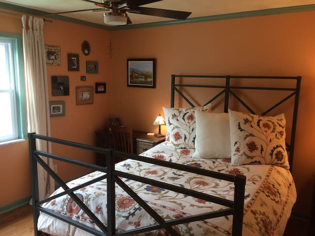 Private room with Queen Bed - New Albany - Maison