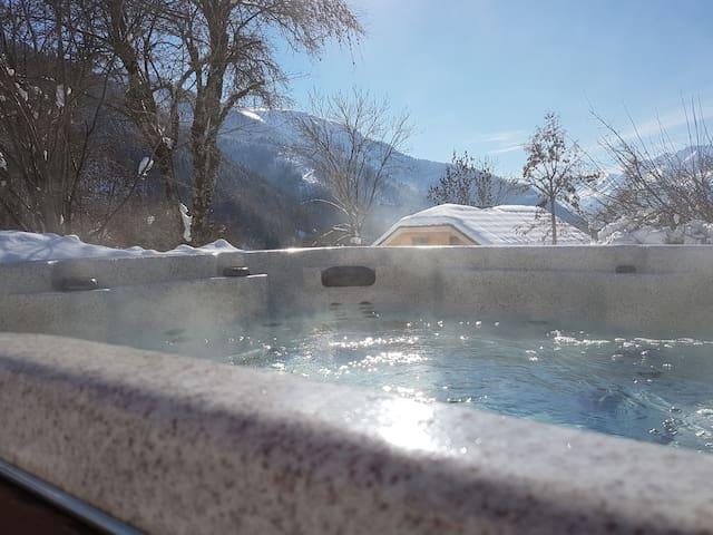 Chalet Amuse: nieuw chalet nabij Alpe d'Huez