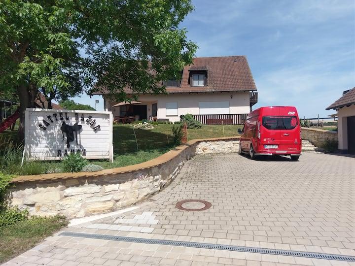 Ferienwohnung, Messewohnung, Nähe Rothsee