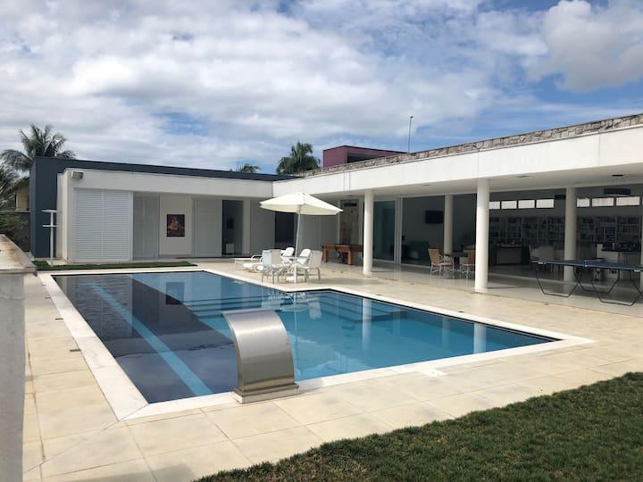 Maravilhosa casa térrea em Boraceia, Bertioga.