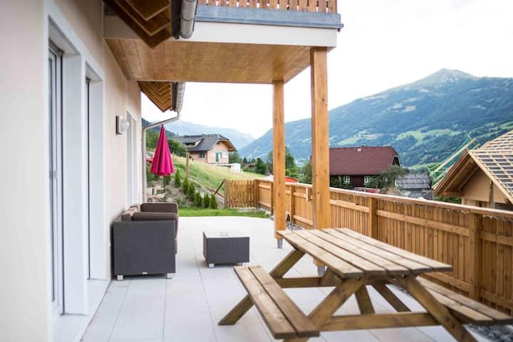 Ferienhaus Alpenblick Feriendorf Aineck Katschberg