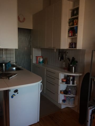 Lovely studio apartment near the city center - Helsinki