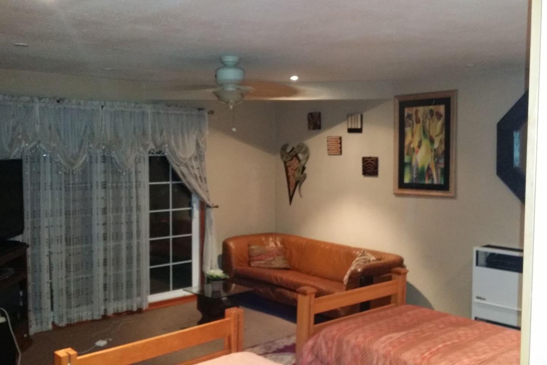 Large spacious suite
