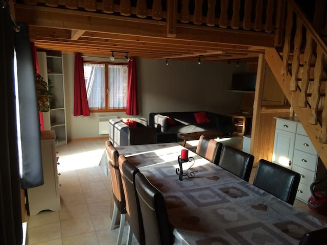 Charmant chalet 6pers GERARDMER - Gerbépal