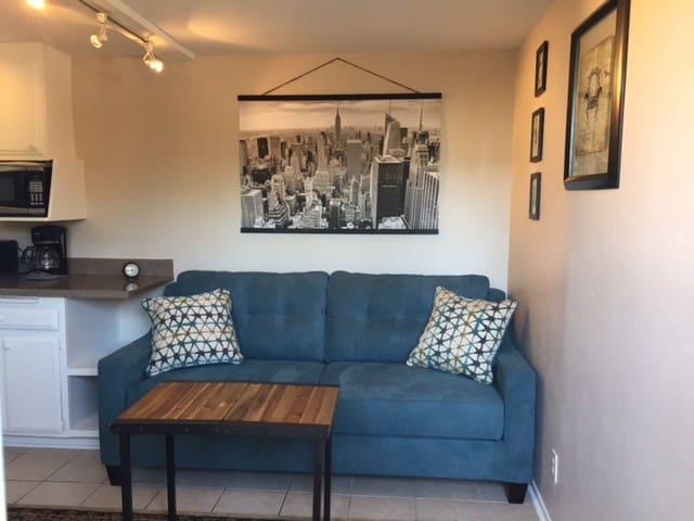 Cute, Convenient Studio Apartment