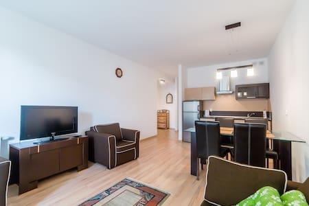 Apartament osiedle Bałtyk 2-pokoje - Grzybowo