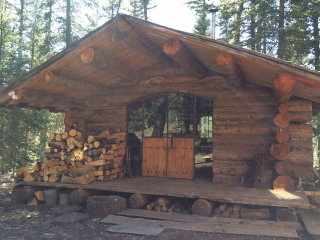 Rustic Lime Creek Rd Cabin