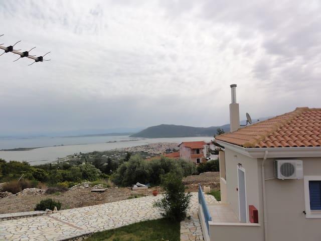 Polikarpos Villas - Tsoukalades