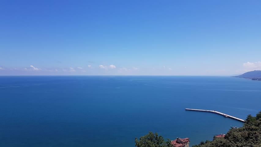 Panoramik ordu manzarası 3+1 150 m2