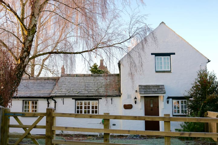 The White Cottage, Abthorpe - Abthorpe - Casa