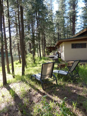 The Lake House at Horseshoe Meadow - Jemez Springs - Ev