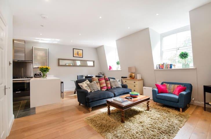 Modern Notting Hill Apartment/flat