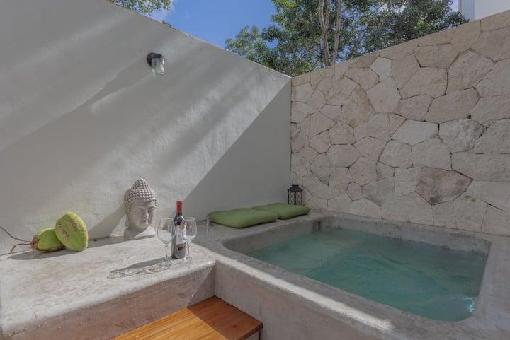 *Tulum* Private pool* Great location*