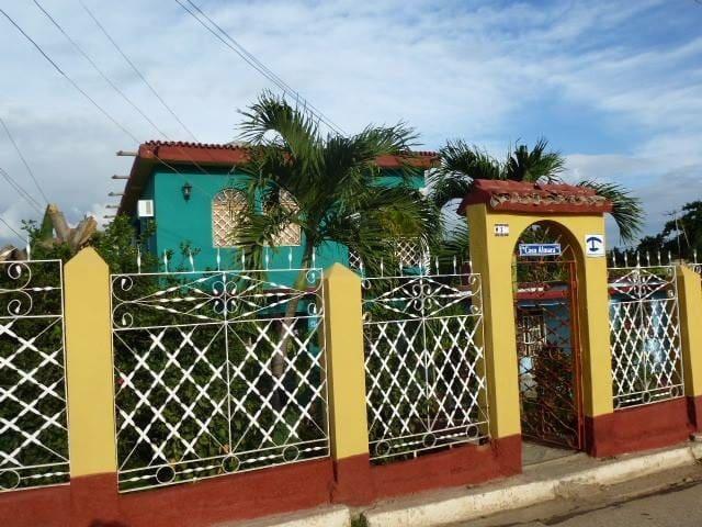 Casa Almara trinidad Cuba