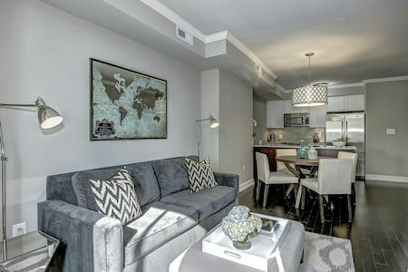 Capitol Hill Rowhouse - Waldorf - Wohnung