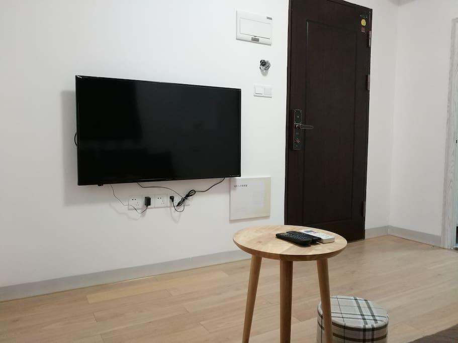 客厅大屏4K电视