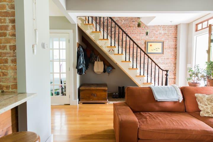 Renovated Beacon Home