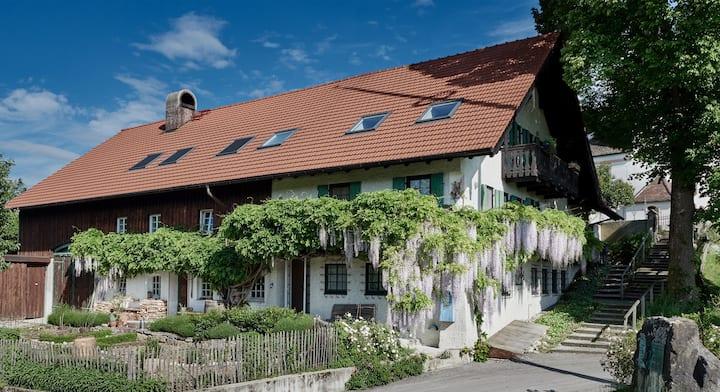 Theresenhof Loft im schönen Holzhausen
