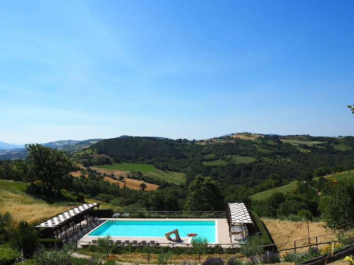 The Montefalco - A Multi Award Winning Holiday Home