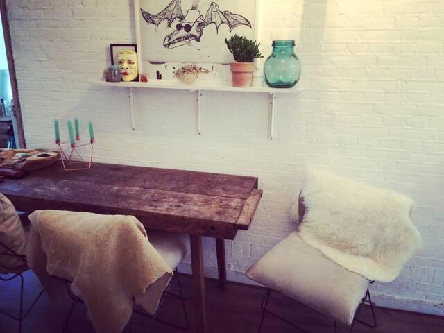 Modern atelier apartment in centre! - Amsterdam - Pis