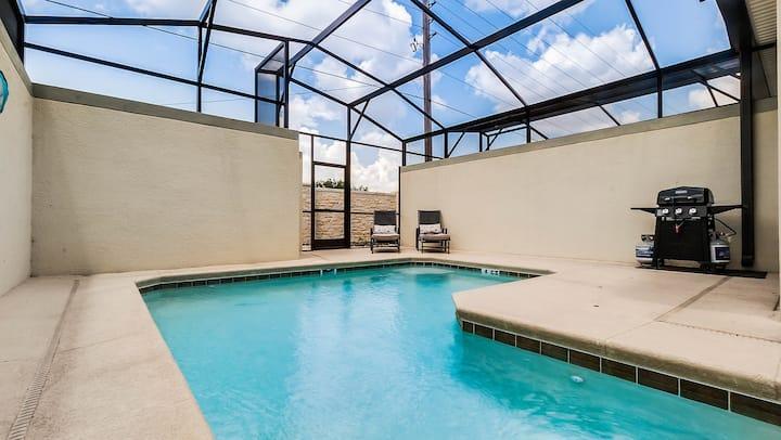 4Bedrooms/3Bathrooms Storey Lake Resort (4925WA)