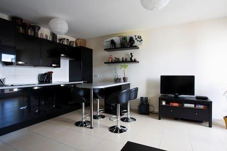 Charmant 46 m² aux portes de Paris - Neuilly-Plaisance