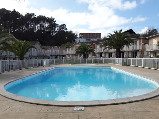 ANGLET Résidence avec piscine - Simplicité (4+2P.)