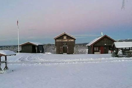 Kozy cabin at Golsfjellet. - Gol