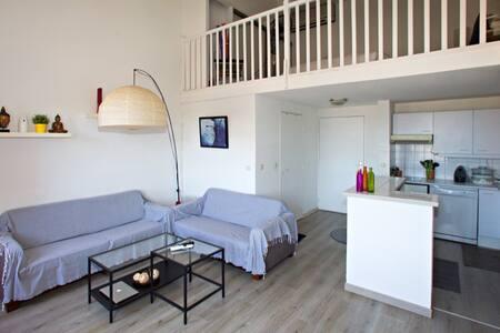 Appartement plein centre - Lägenhet