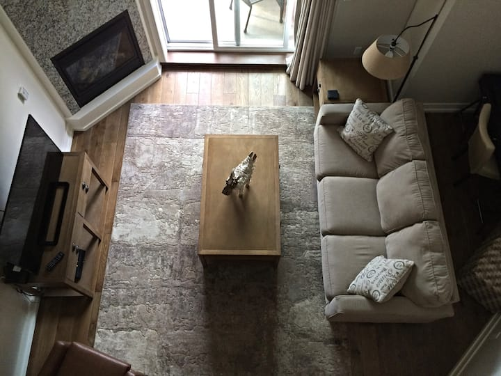 STUNNING!! 5 Star 1335 Sq. Ft. 2 Story Penthouse
