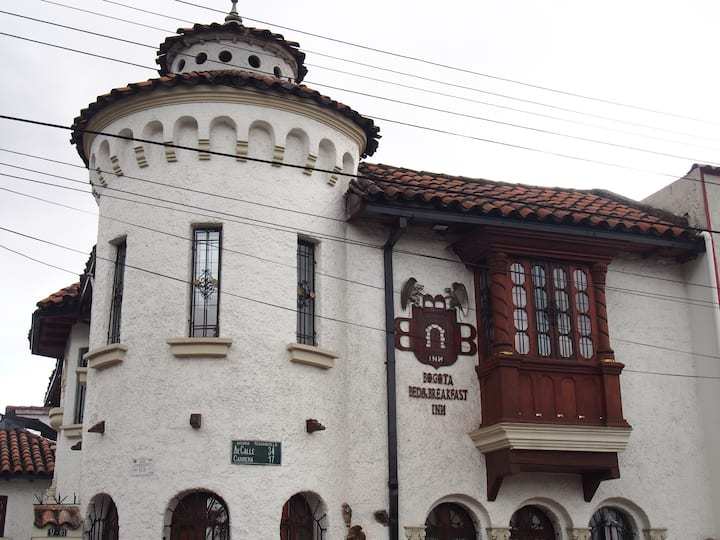 Spaniard Castle near city, room IV