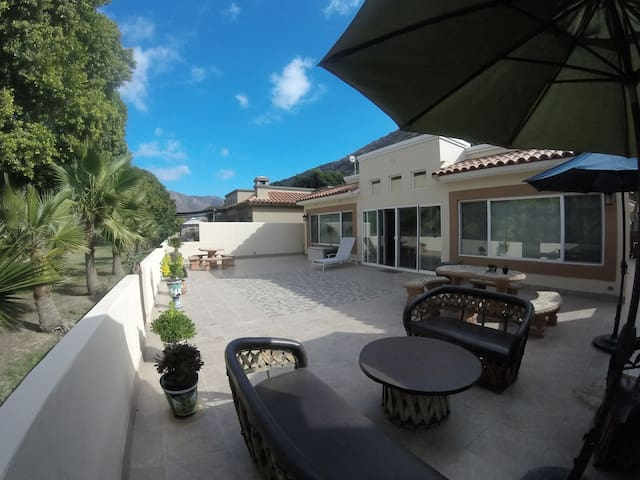 BAja COUNTRY CLUB , GOLF , POOL, PRIVATE, SECURITY