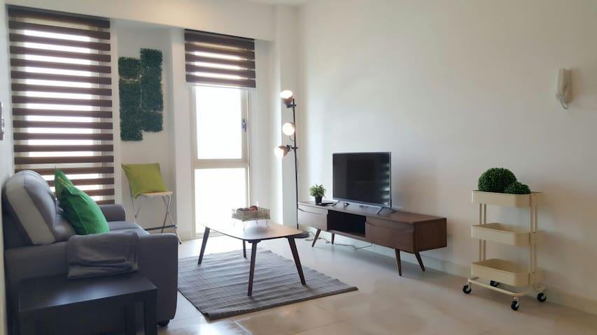 2 Bedrooms comfy stay close to Legoland - Nusajaya - Hotellipalvelut tarjoava huoneisto