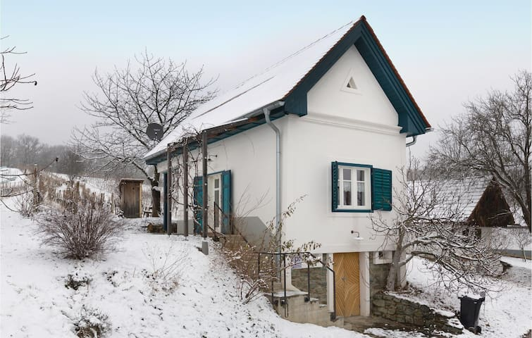 Holiday cottage with 1 bedroom on 44 m² in Kohfidisch