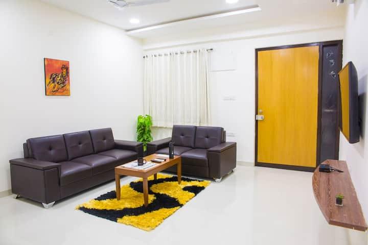 3 BHK Apartment : LOTUS Pond, Jubilee Hills