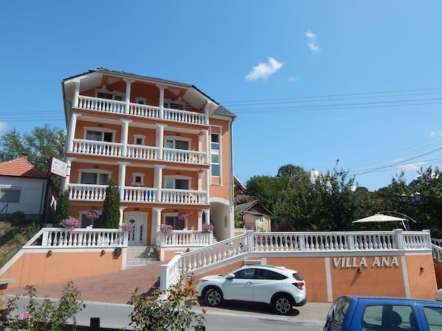 Villa Ana, Gornja Trepca ( Atomska Banja )