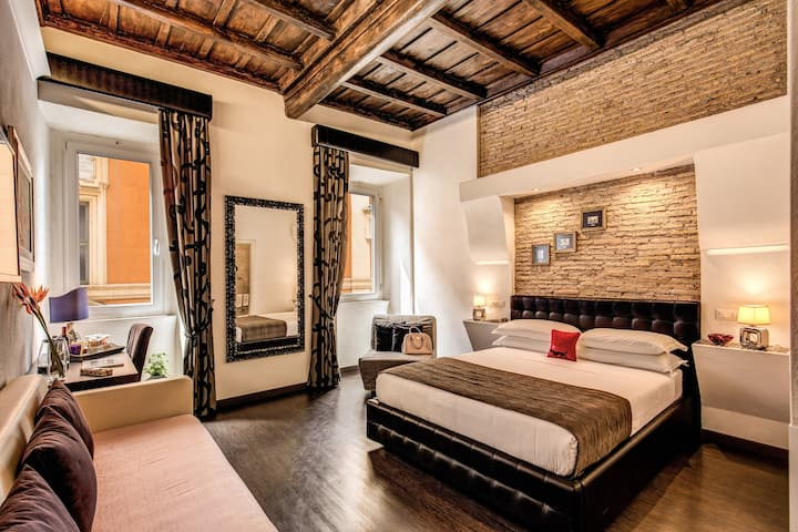 Piazza di Spagna Comfort Rooms_Junior Suite Room