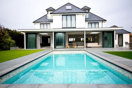 Spindrift is a luxury, contemporary seaside house - East Preston - Ház