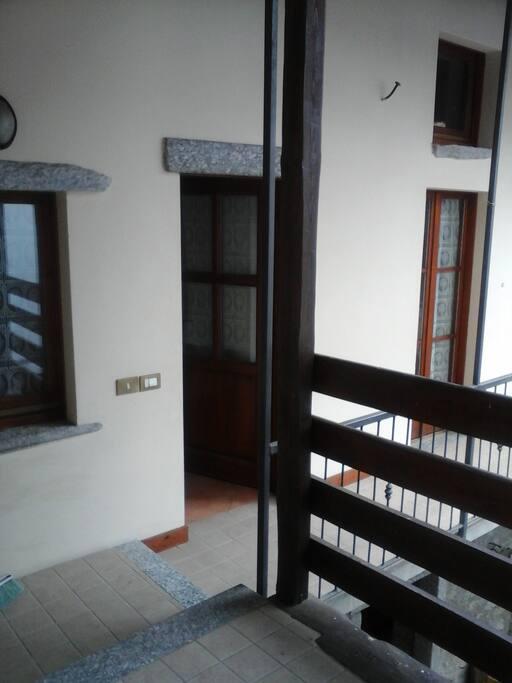 ingresso appartamento