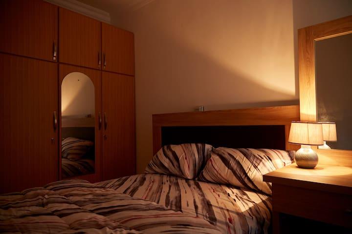 Bedroom 2 - night scene