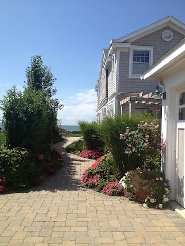 Waterfront Old Saybrook/Cornfield point luxury hom - Old Saybrook - House